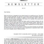 Newsletter – February 2014