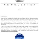Newsletter – February 2016
